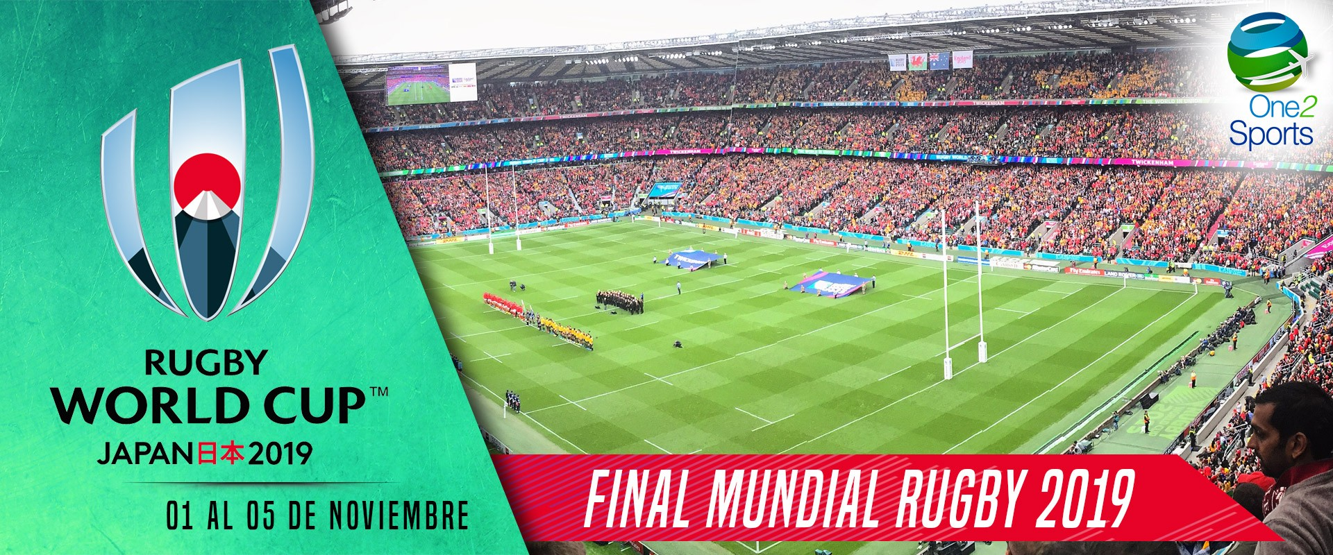 Final Mundial Rugby 2019