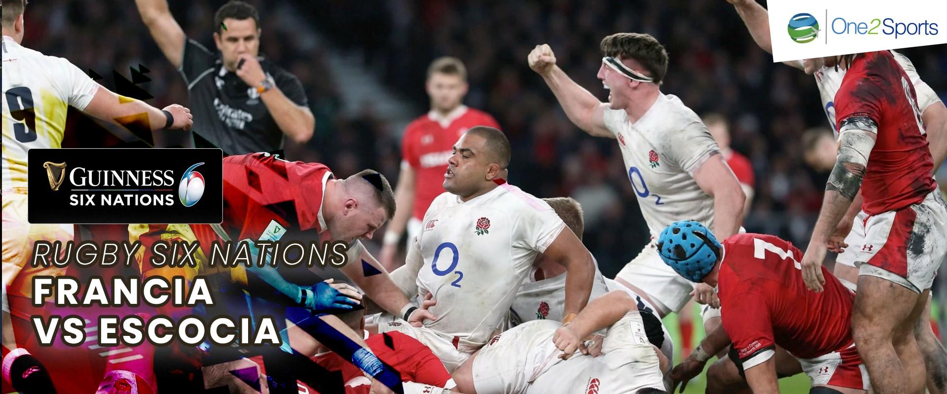 Francia vs Escocia