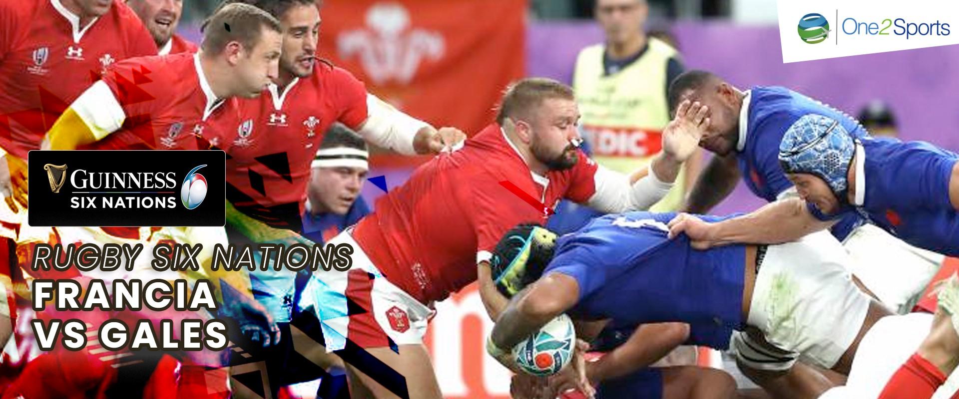 Francia vs Gales