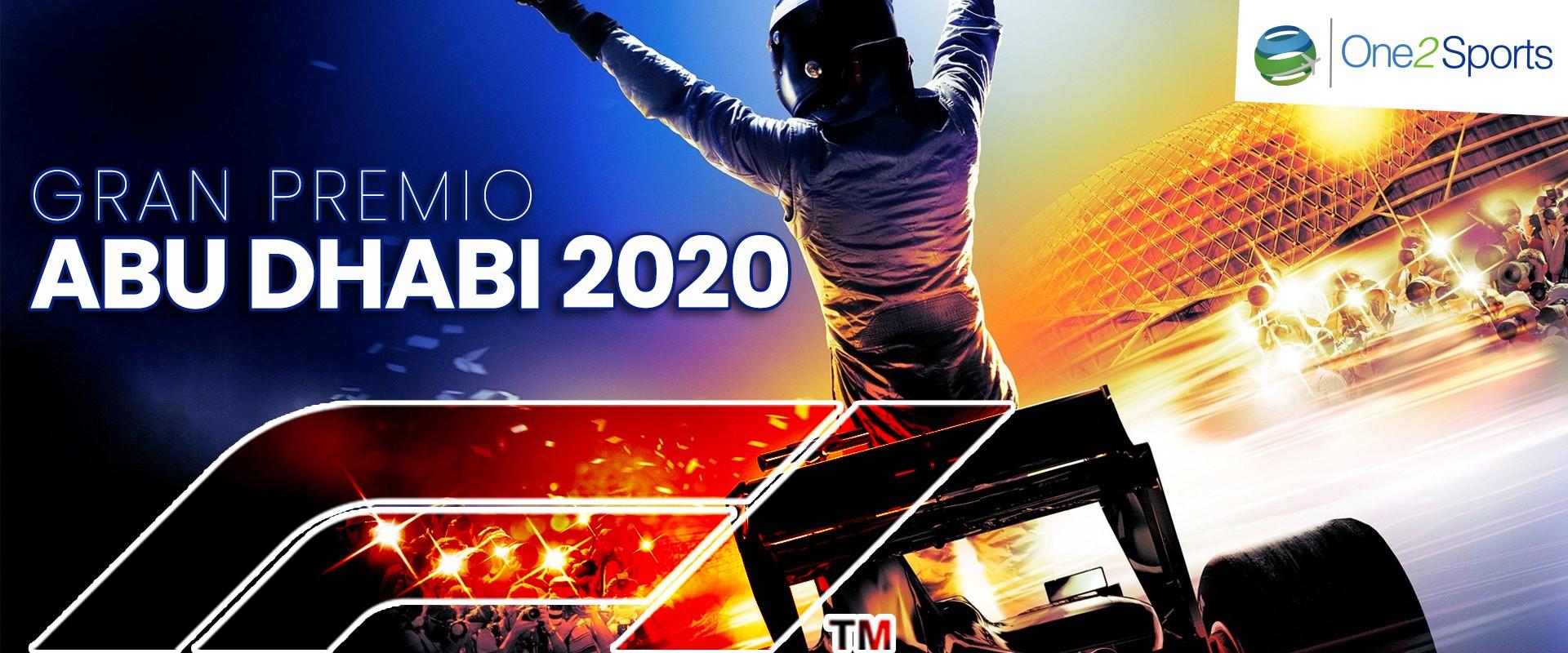 Gran premio Abu Dhabi 2020