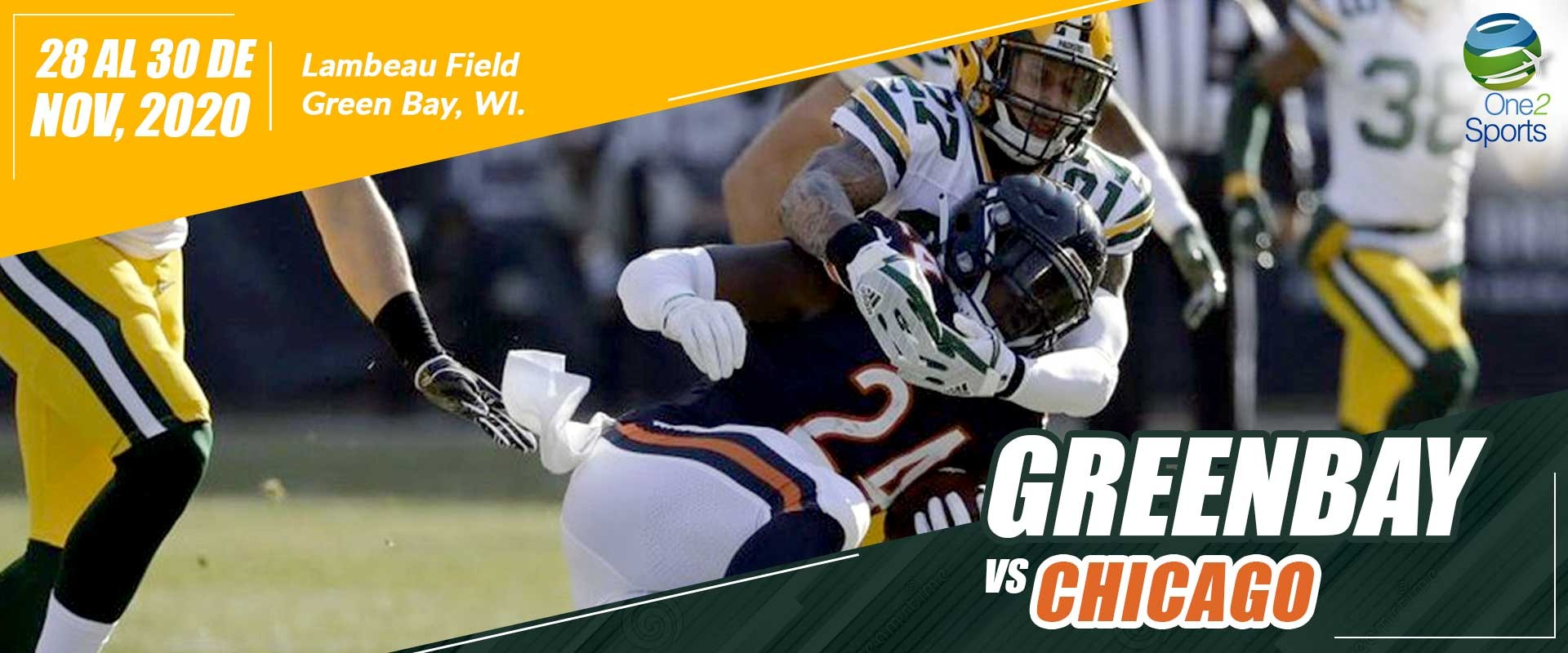 Green Bay vs Chicago