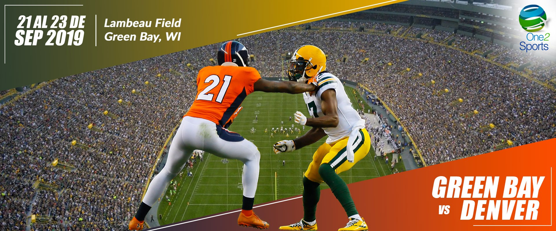 Green Bay vs Denver