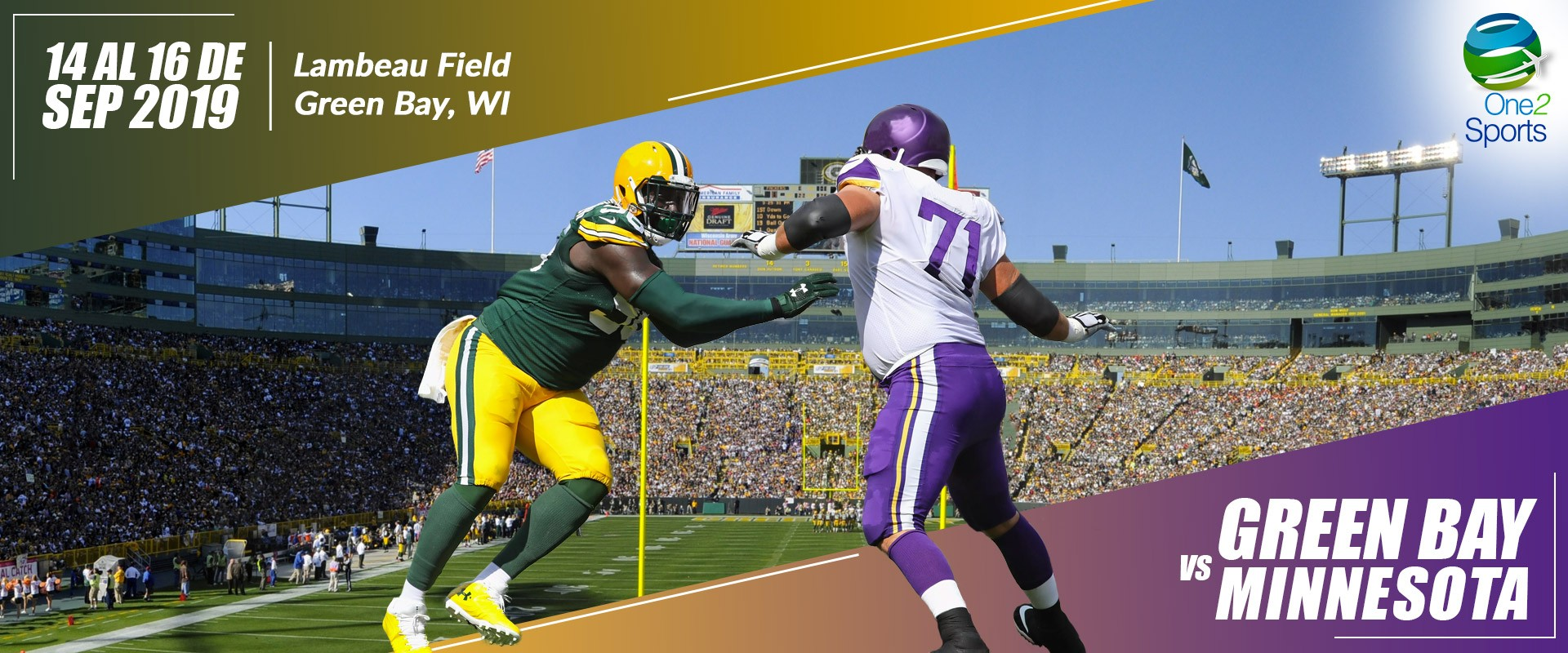 Green Bay vs Minnesota