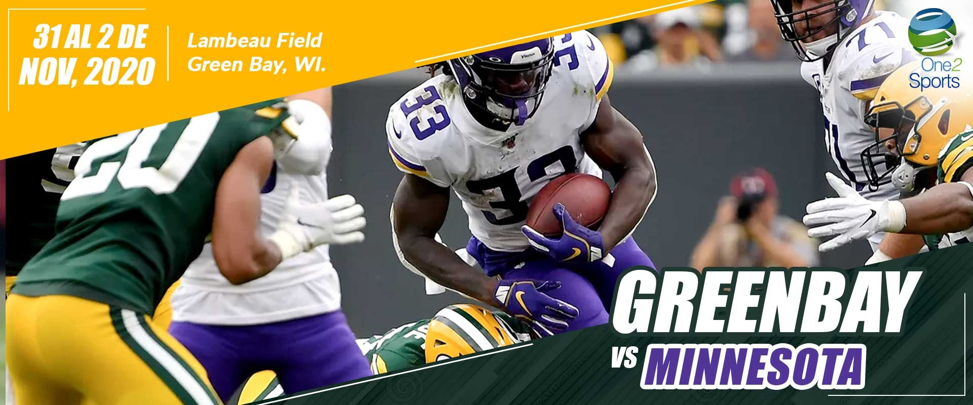 Green Bay vs Minnesota