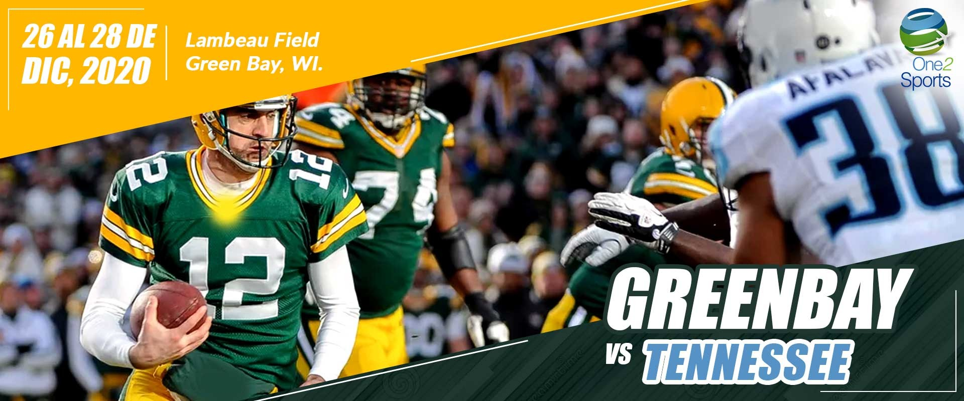 Green Bay vs Tennessee