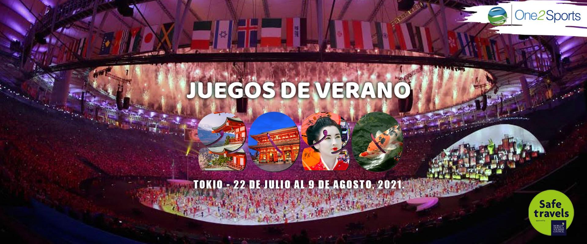 Juegos de Verano 2020