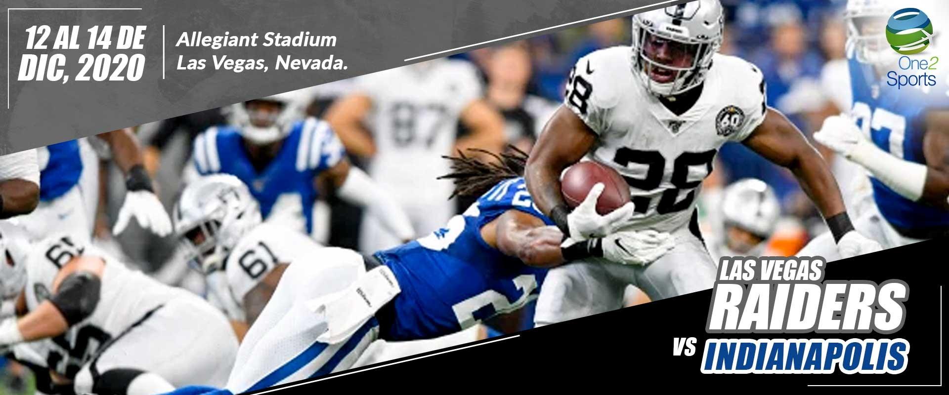 Las Vegas Raiders vs Indianapolis