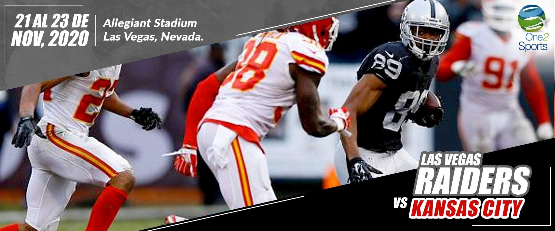 Las Vegas Raiders vs Kansas City