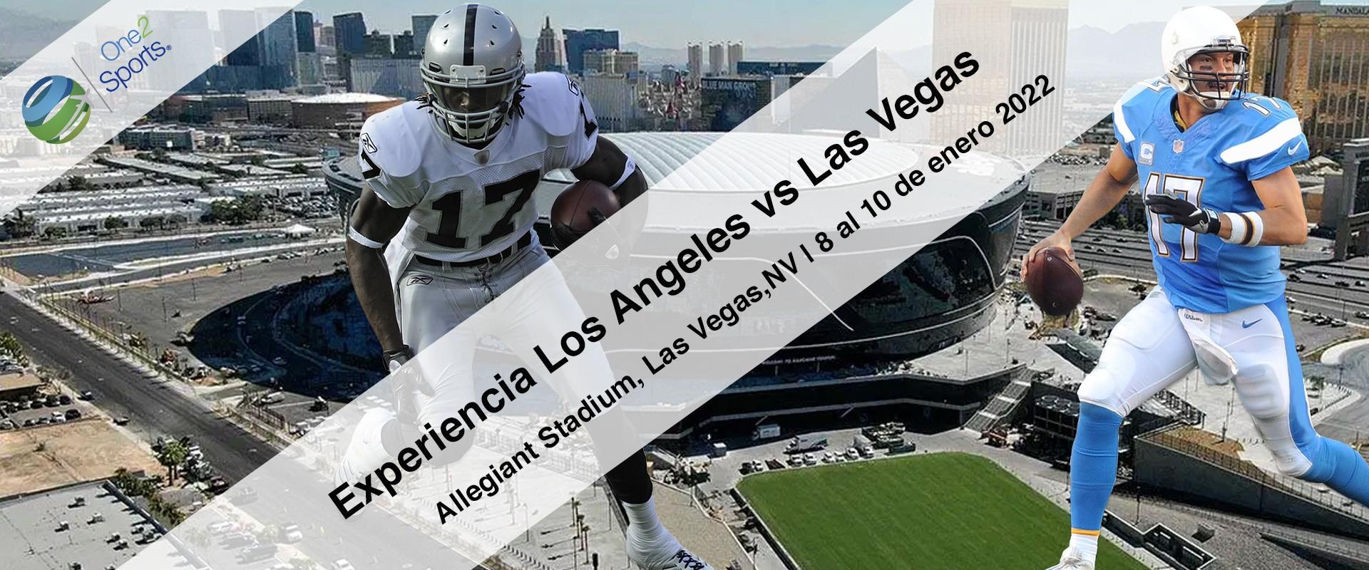 Las Vegas vs Los Ángeles