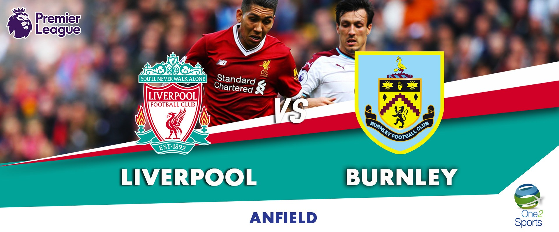 Liverpool vs Burnley