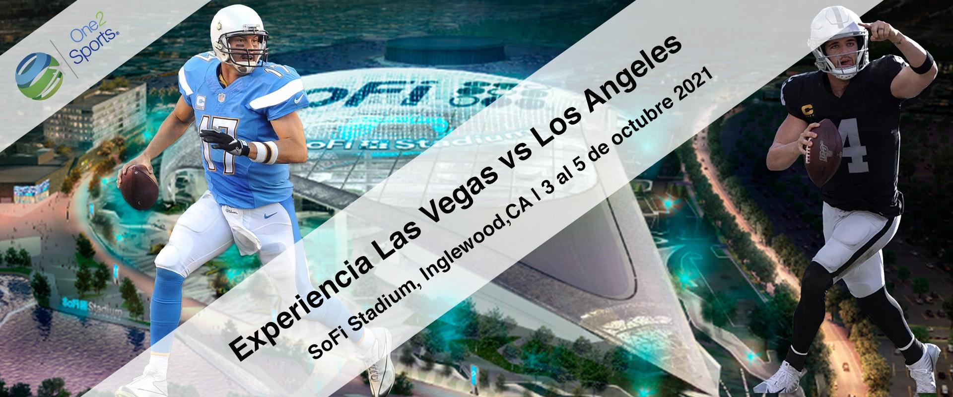 Los Angeles Chargers vs Las Vegas