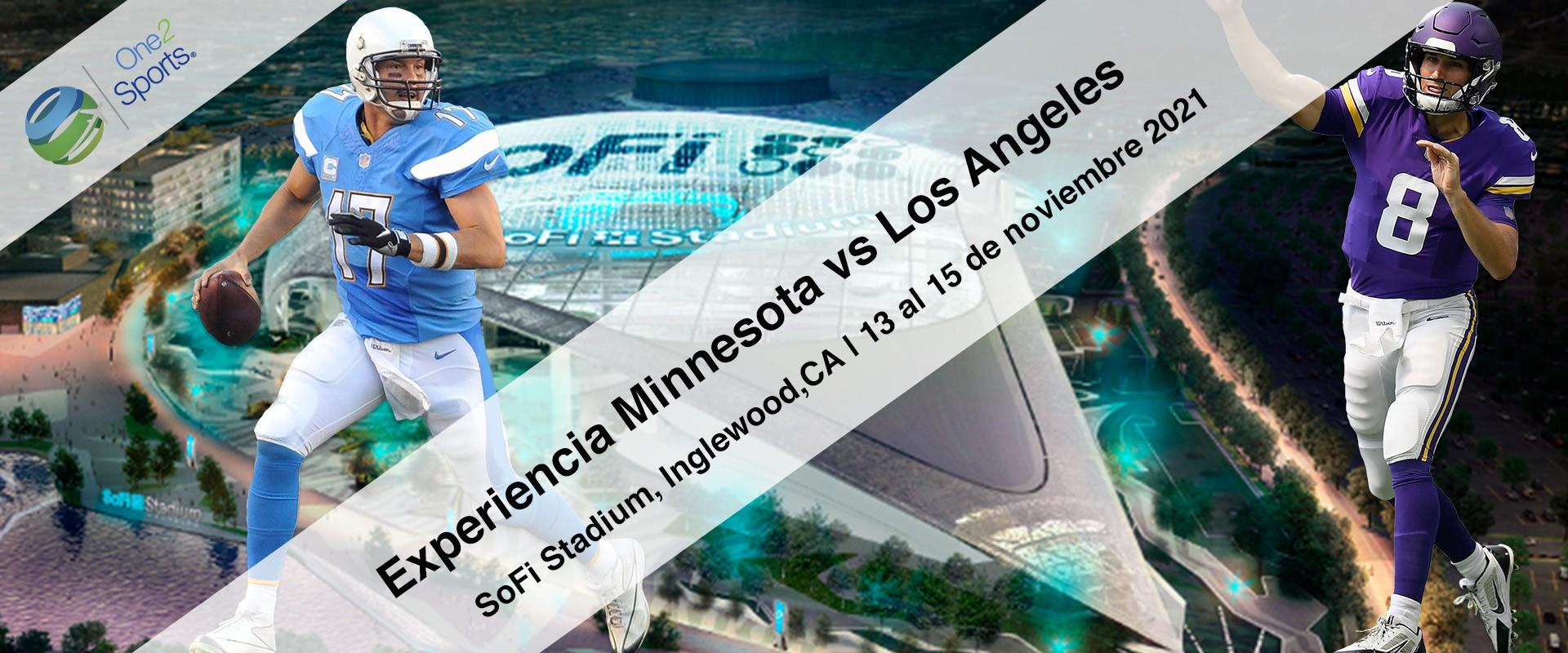 Los Angeles Chargers vs Minnesota