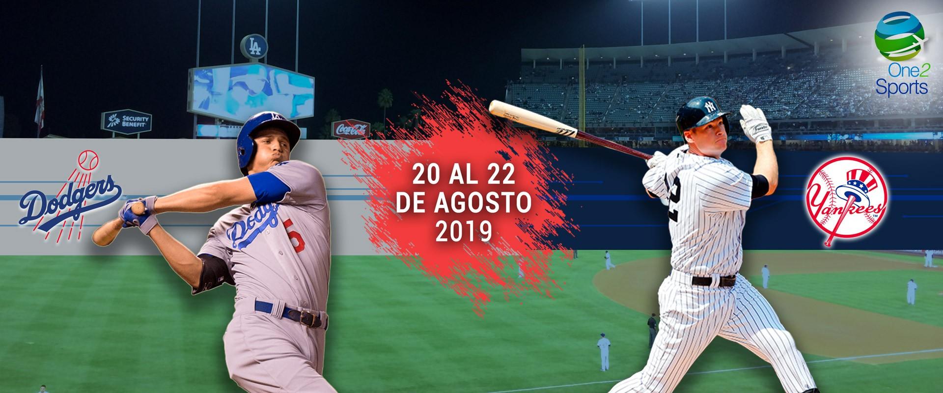 Los Angeles Dodgers vs New York Yankees