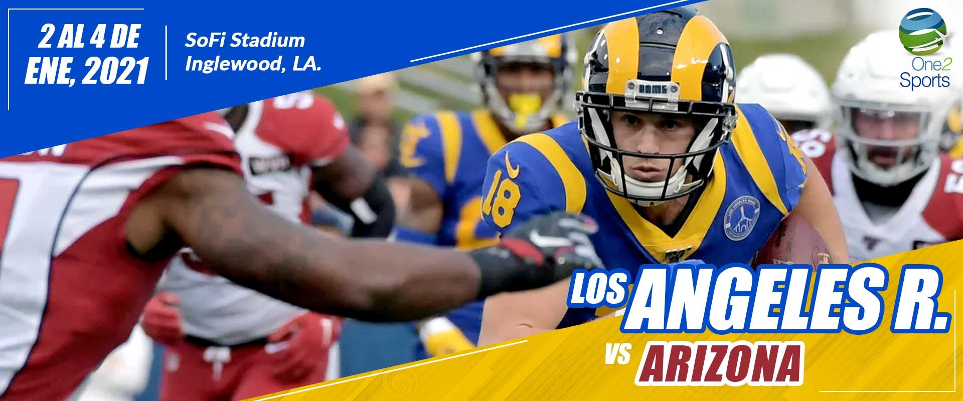 Los Angeles R vs Arizona
