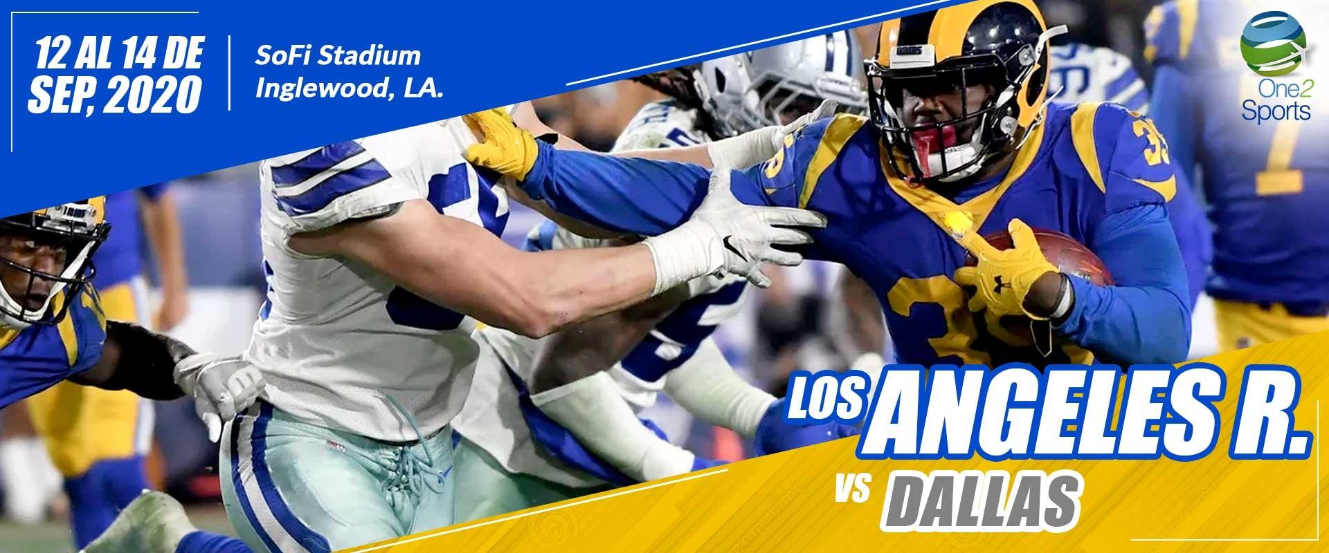 Los Angeles R vs Dallas