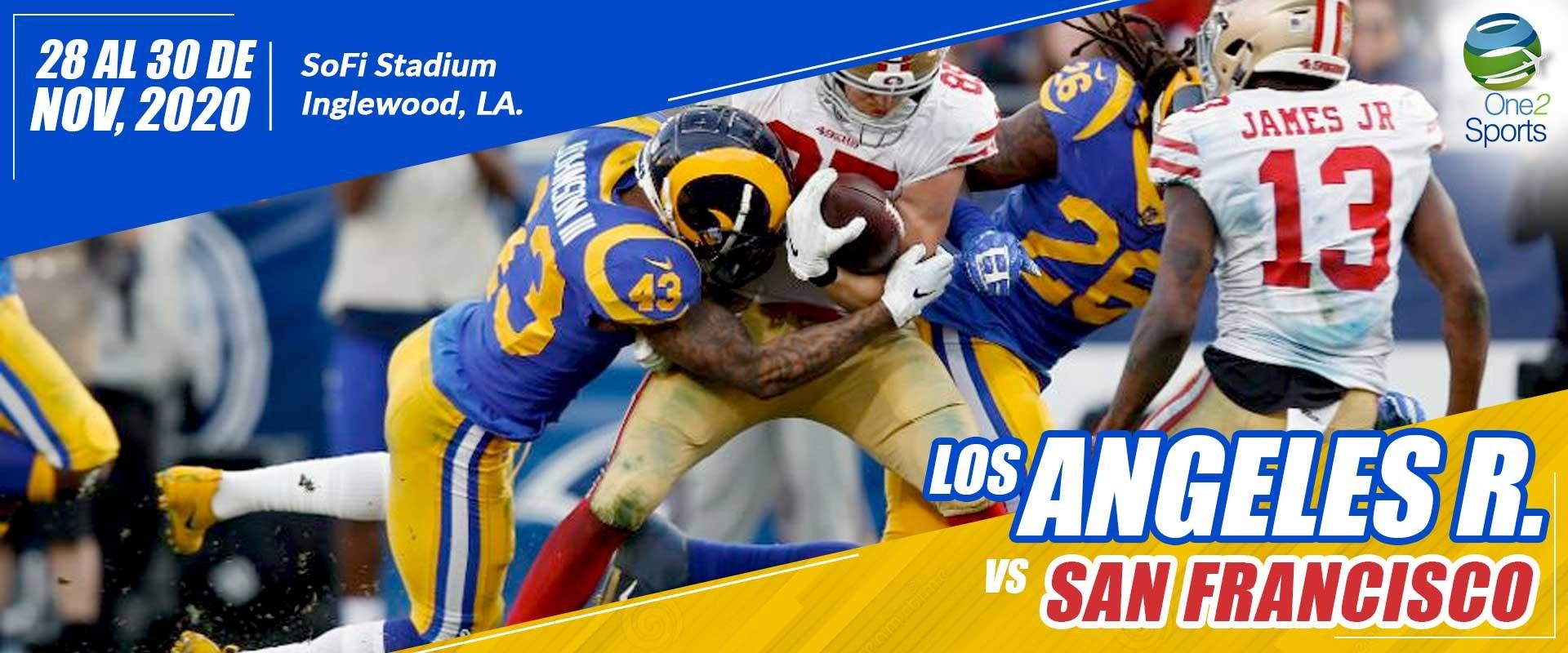 Los Angeles R vs San Francisco