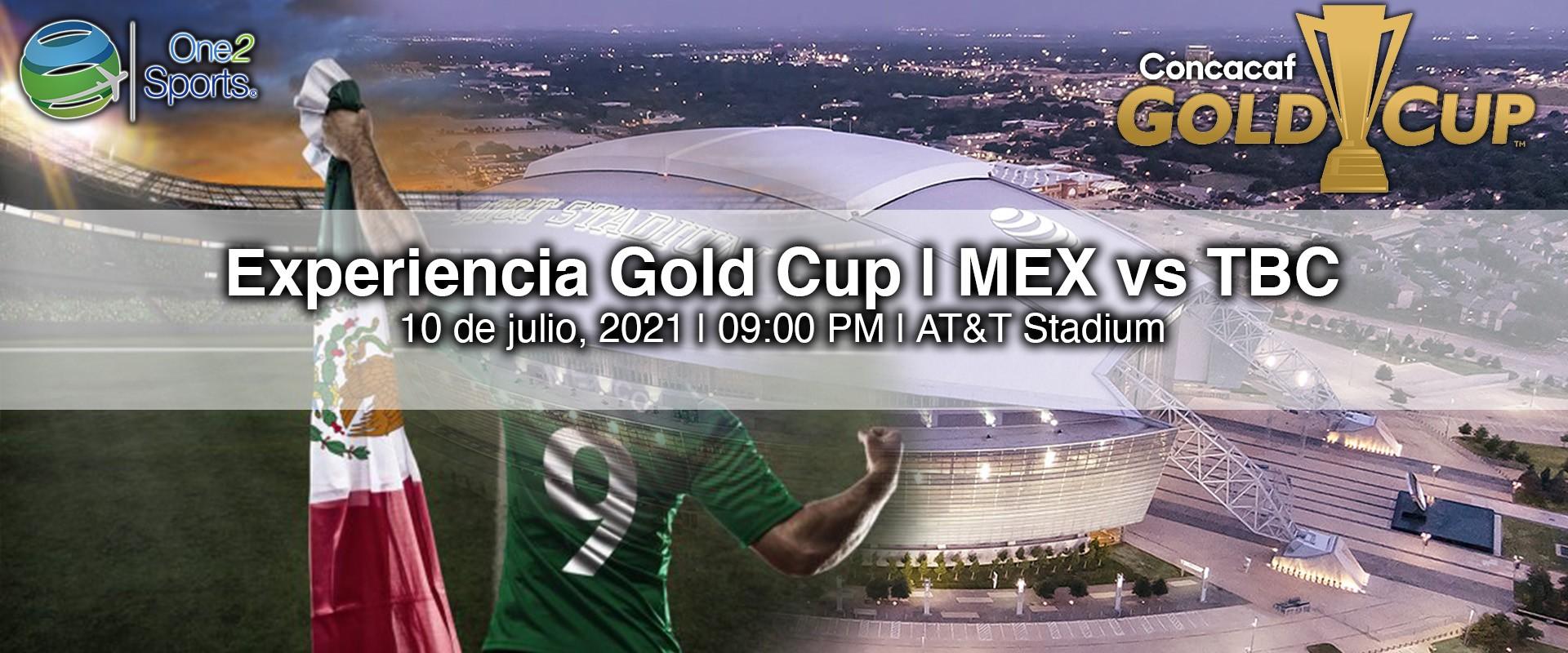 México vs TBD