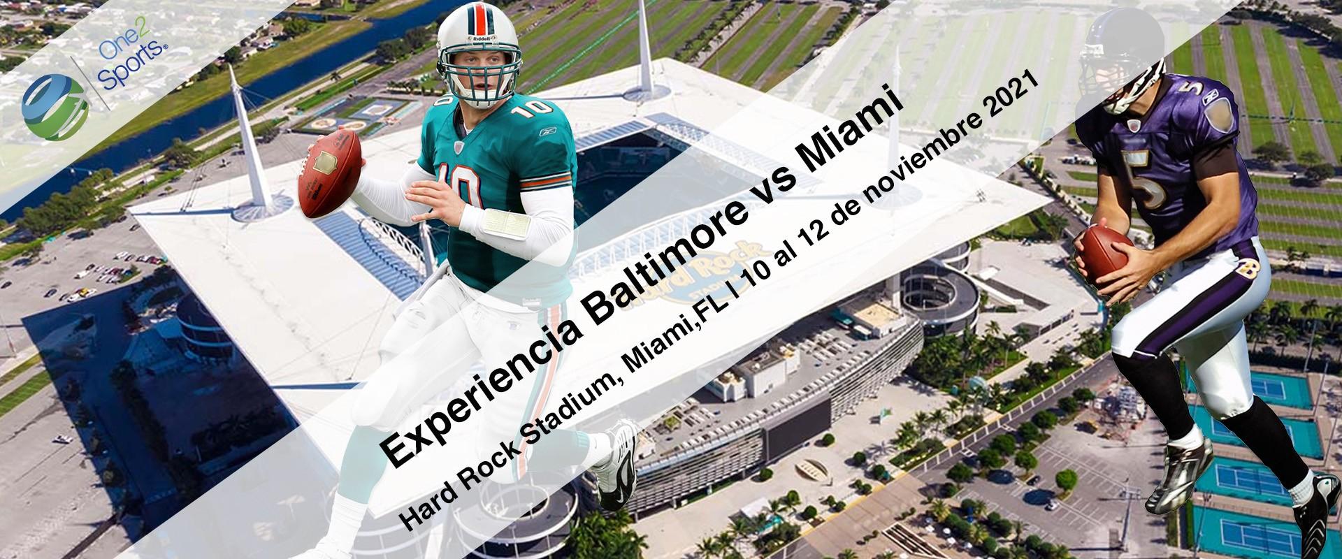 Miami vs Baltimore