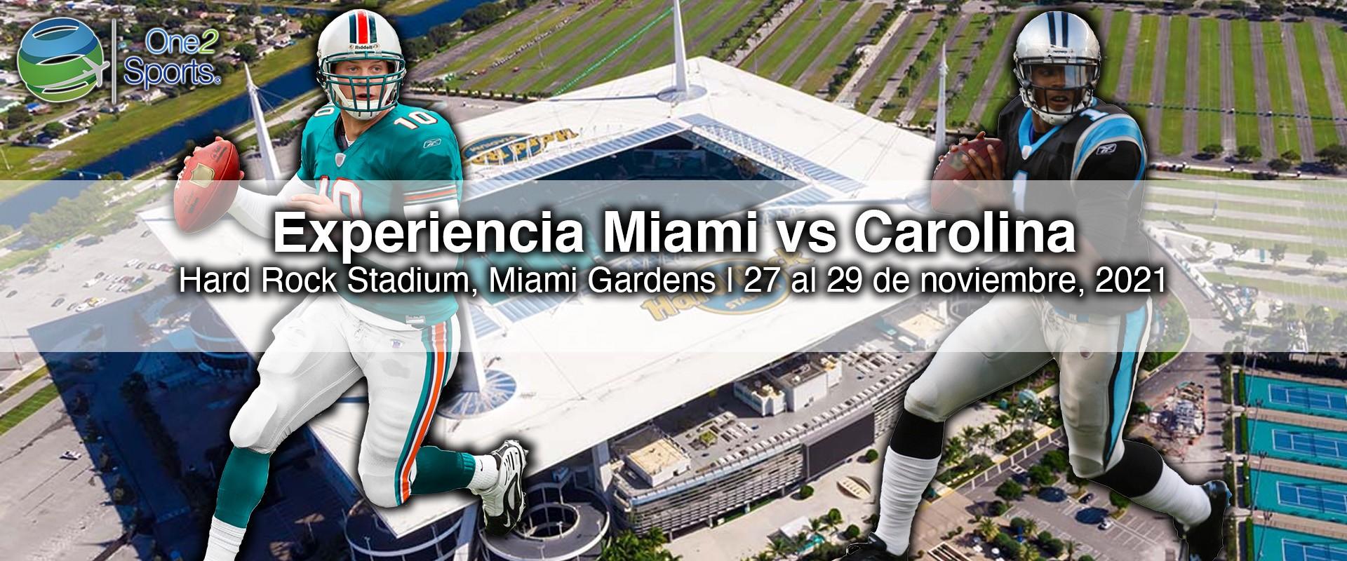 Miami vs Carolina