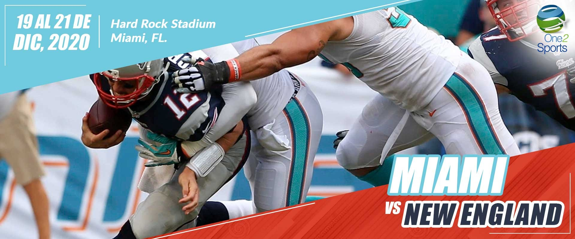 Miami vs New England