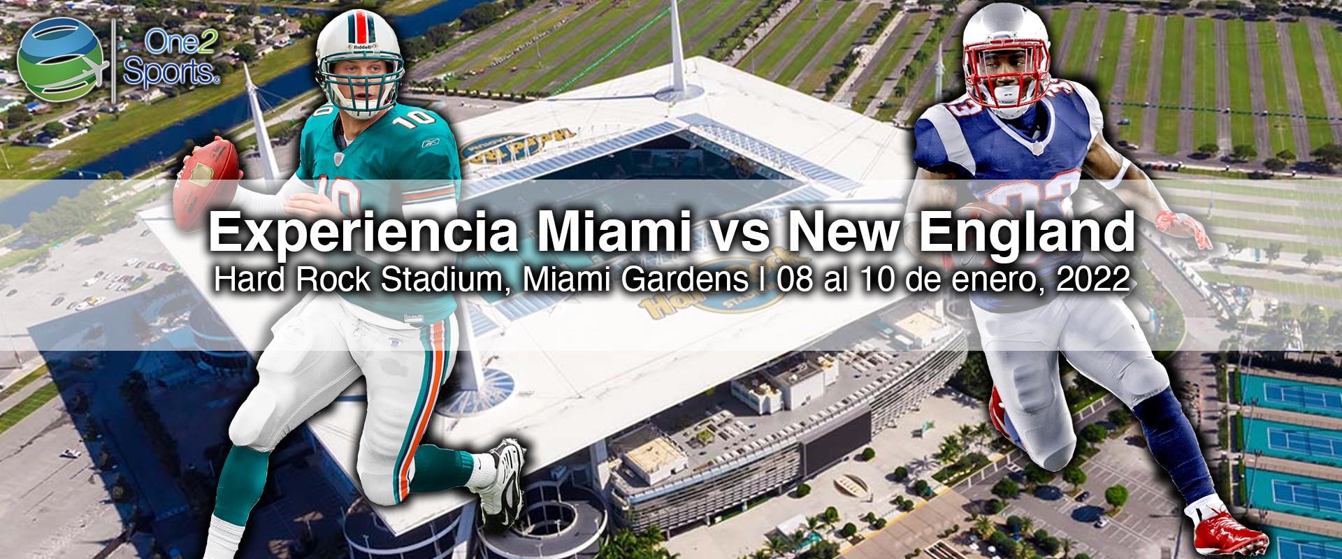 Miami vs New England