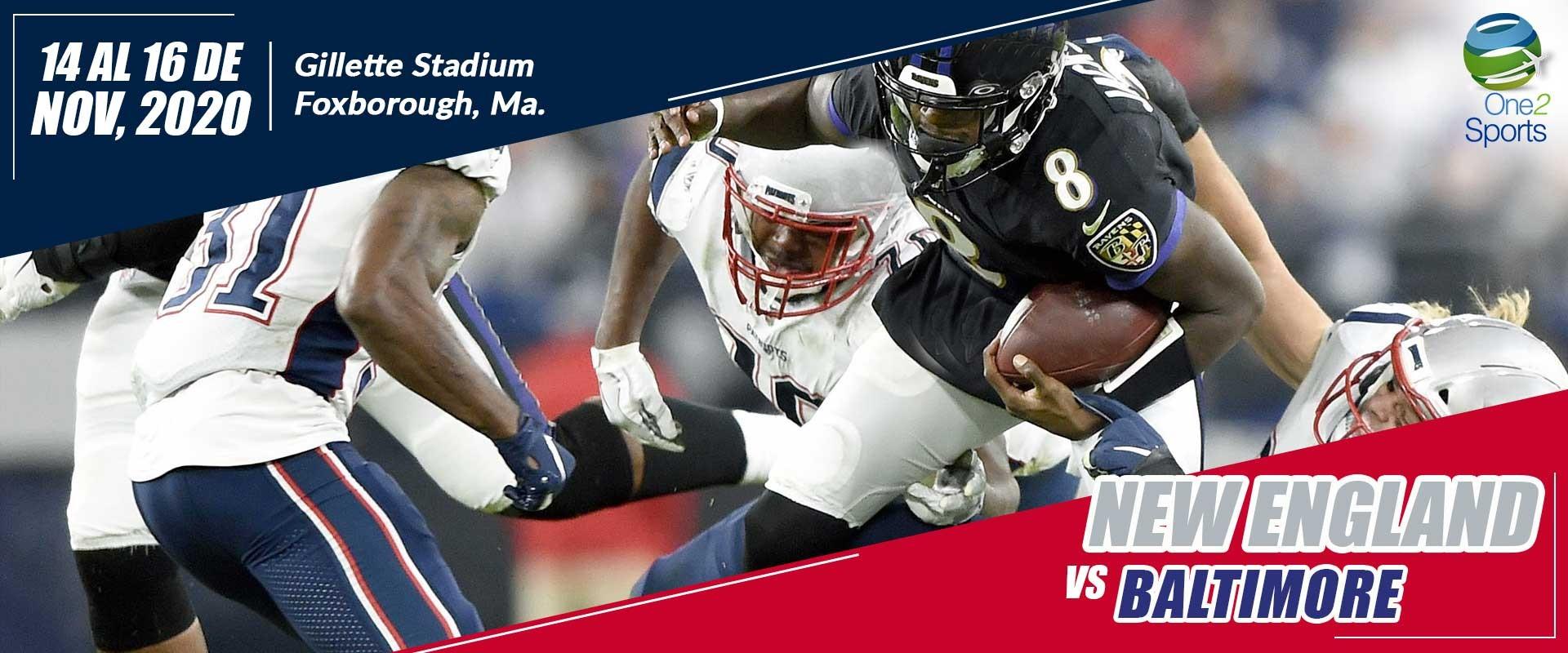 New England vs Baltimore
