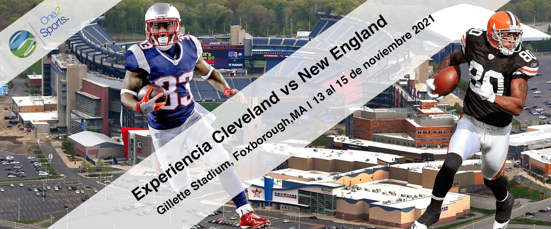 New England vs Cleveland