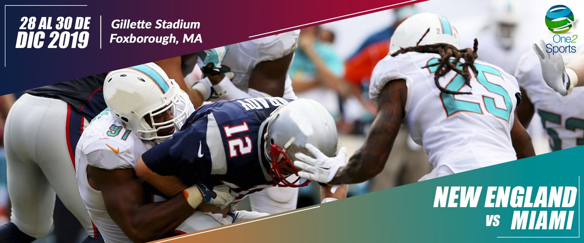 New England vs Miami
