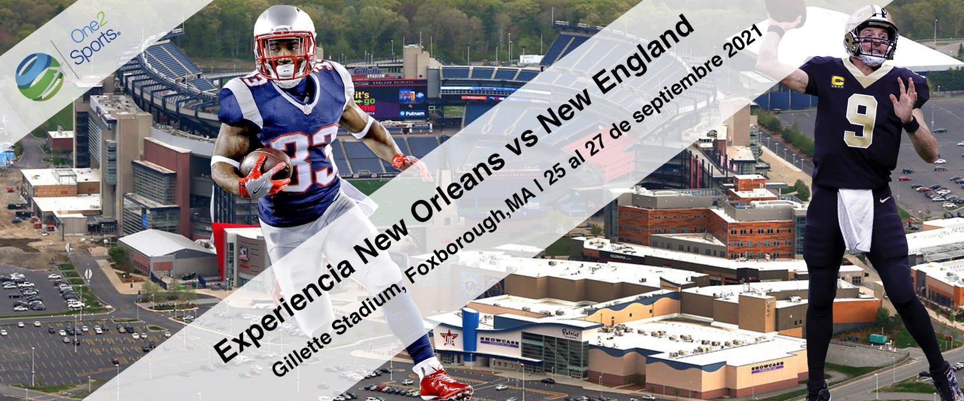 New England vs New Orleans