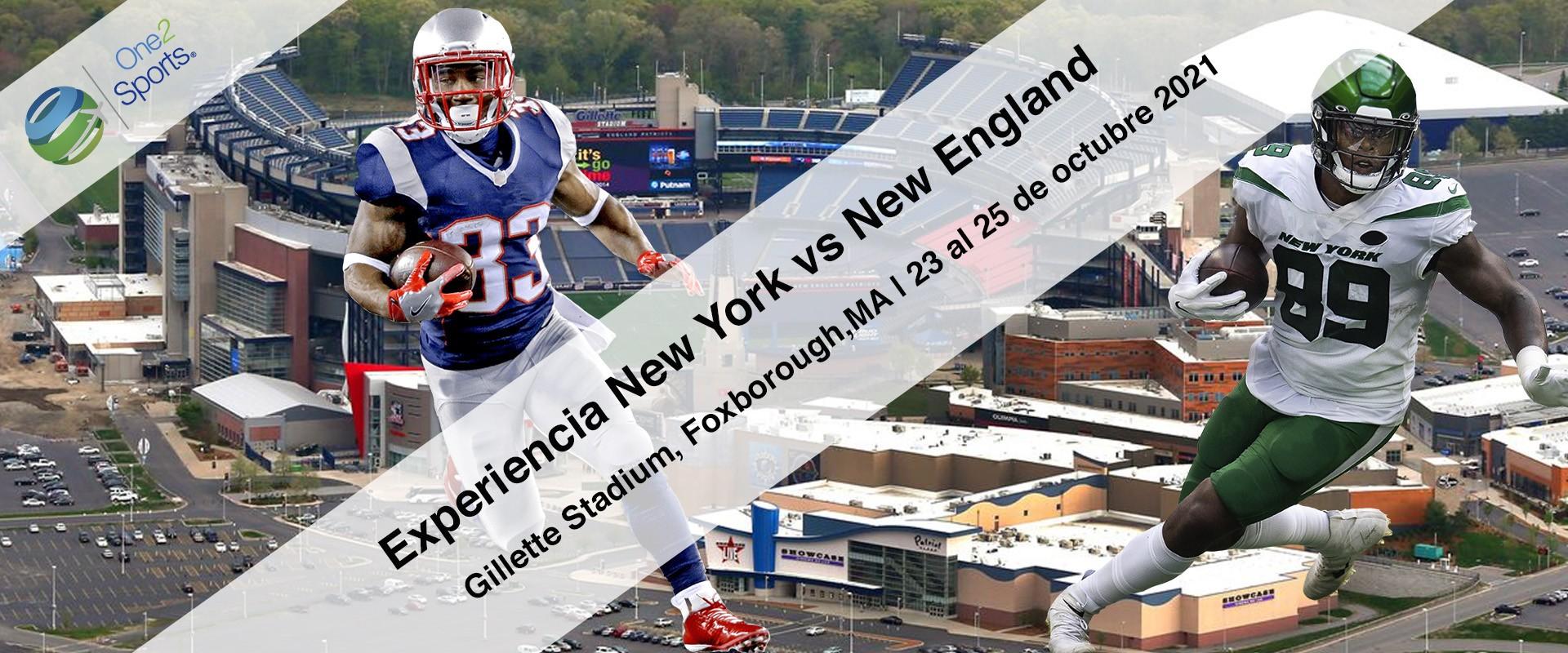 New England vs New York J