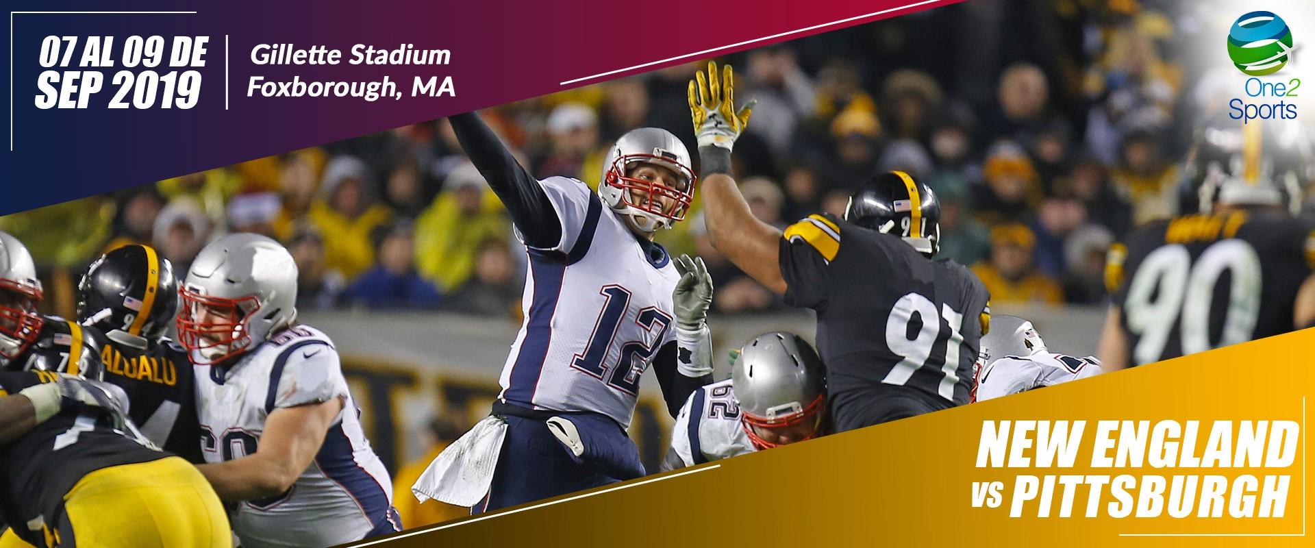 New England vs Pittsburgh