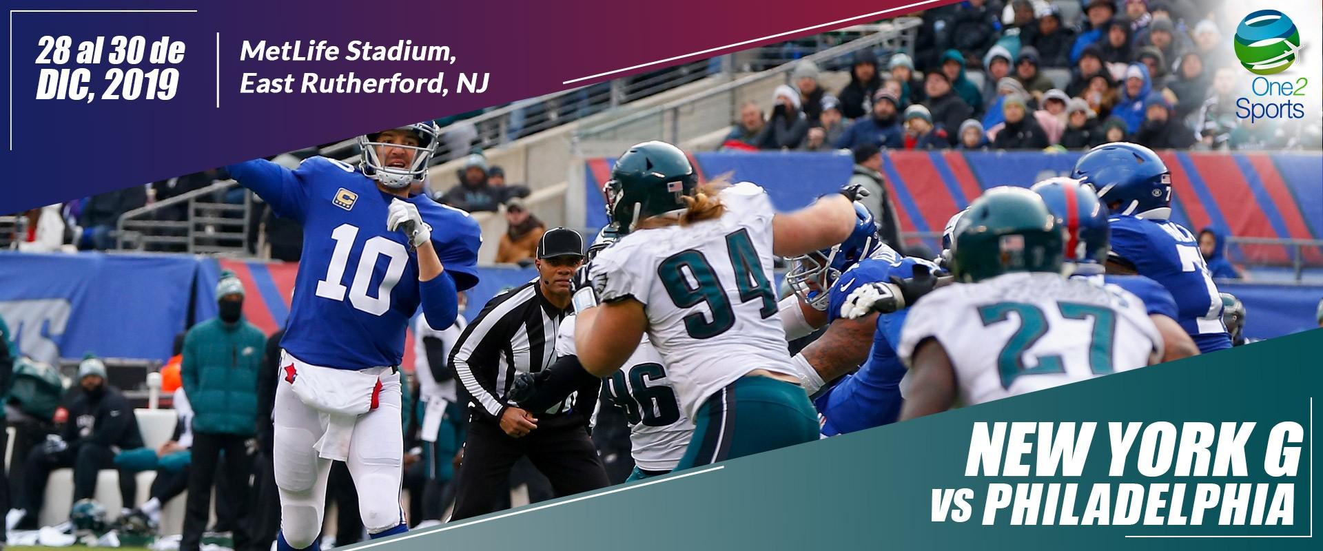New York G vs Philadelphia