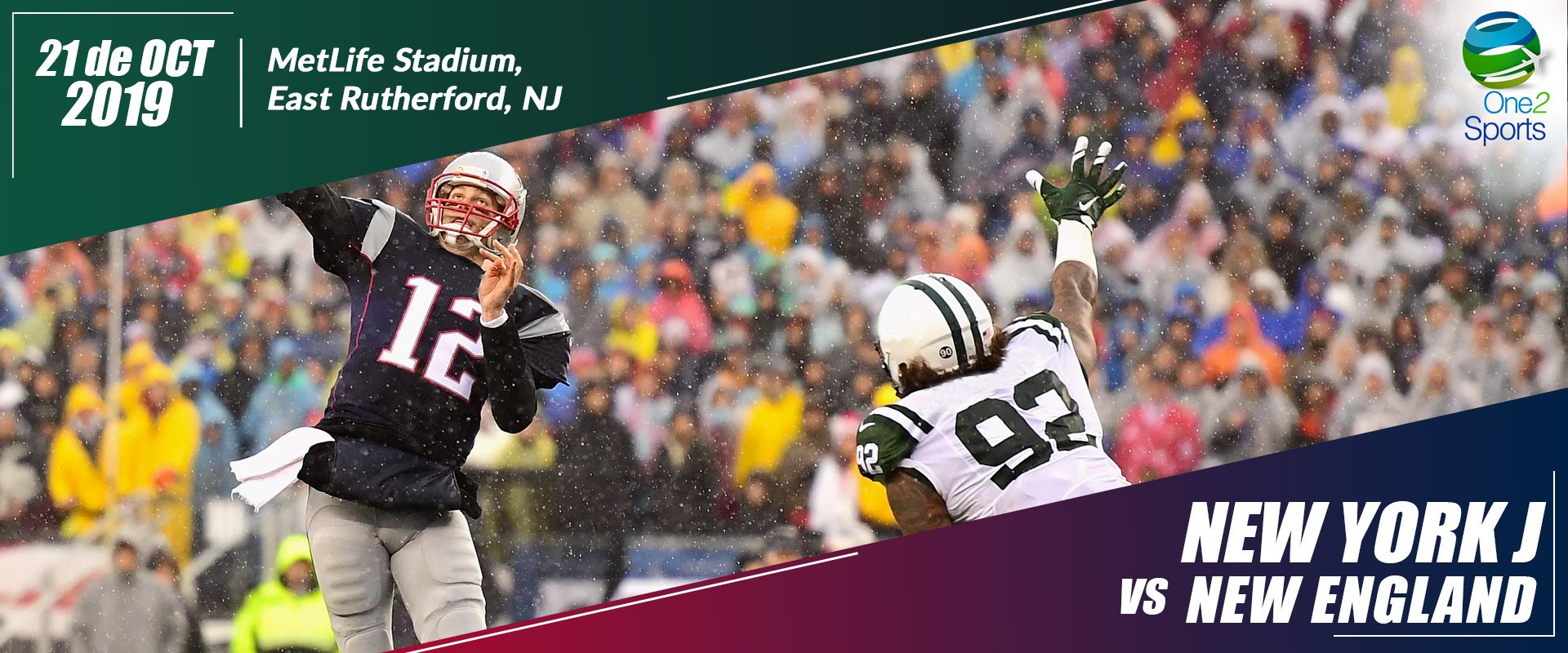 New York J vs New England