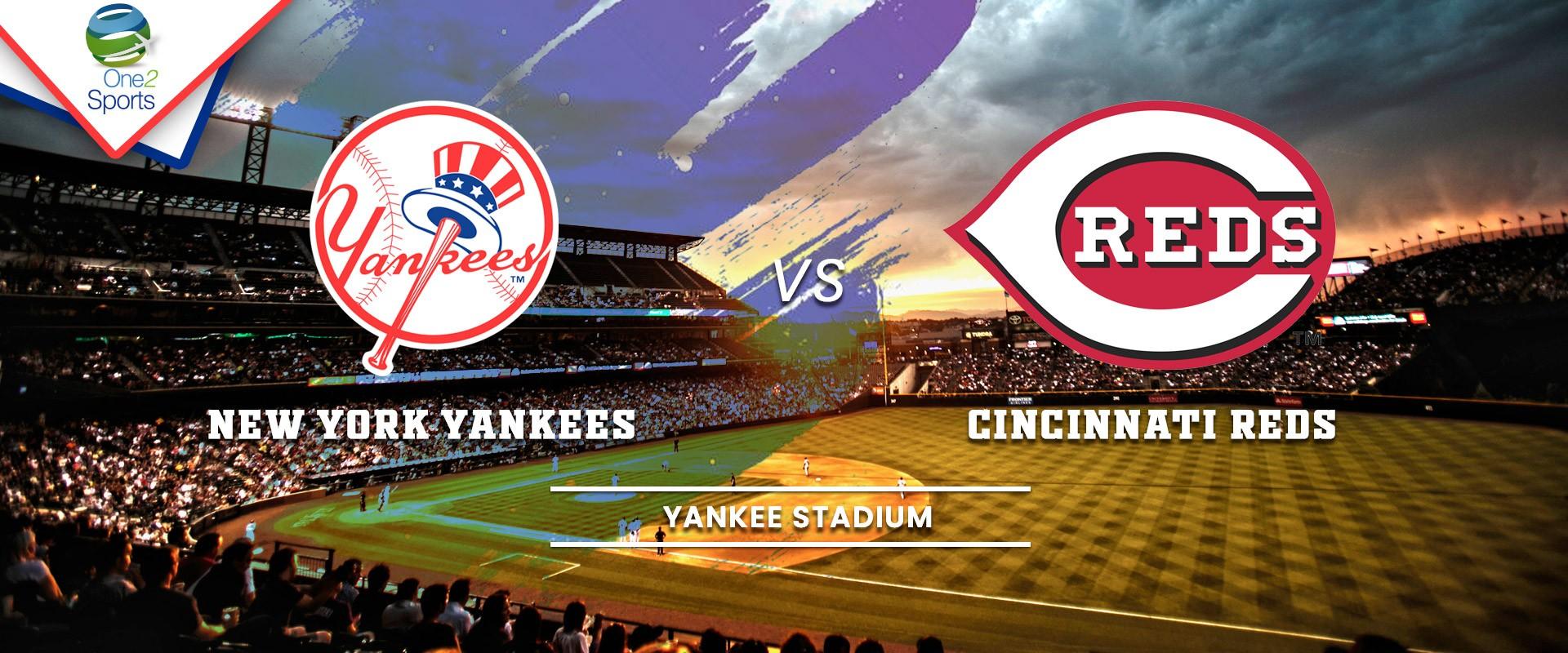 New York Yankees vs Cincinnati Reds