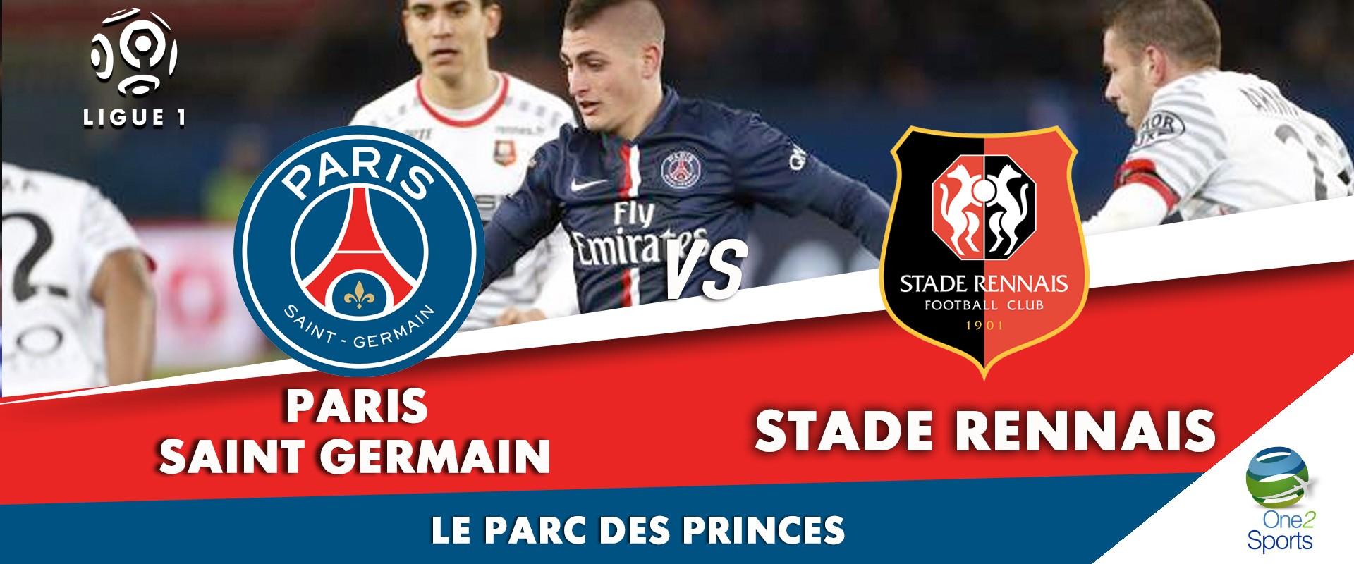 Paris Saint German vs Stade Rennais