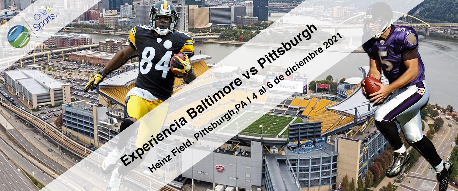 Pittsburgh vs Baltimore