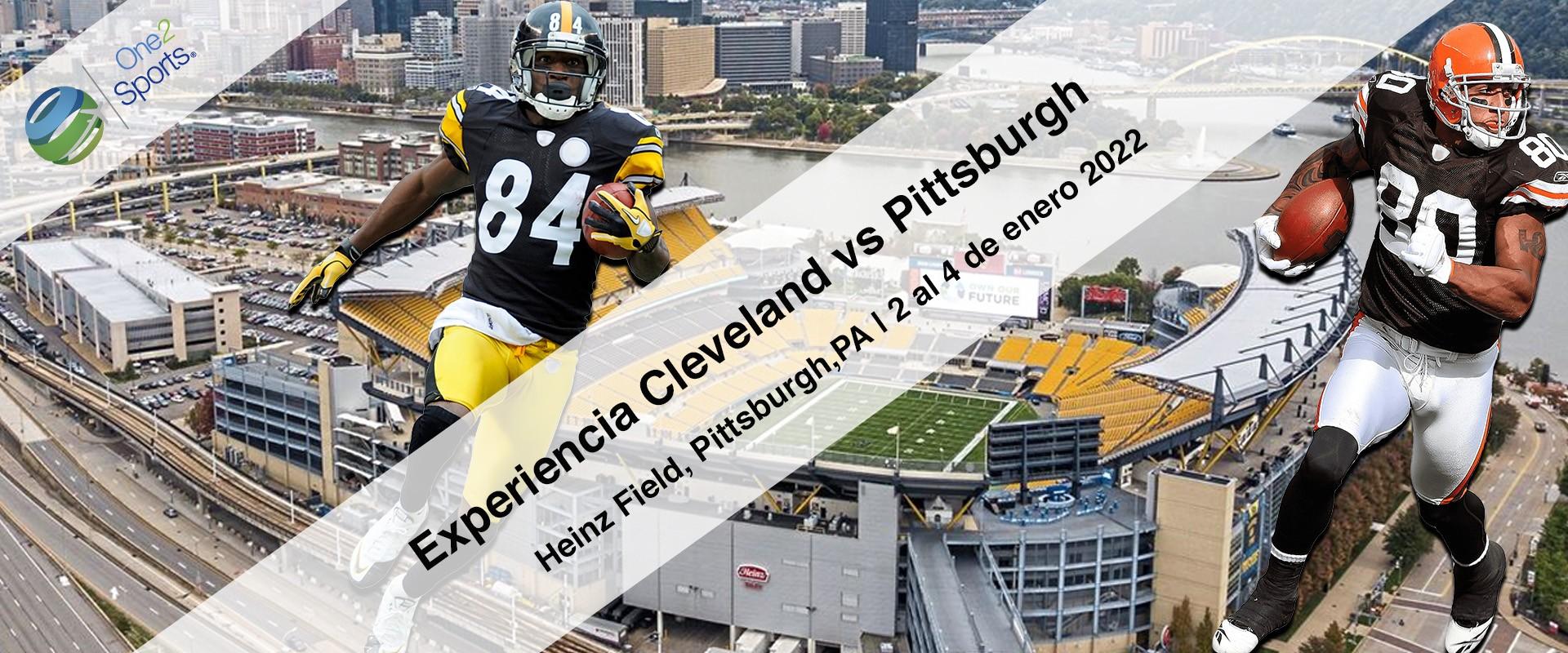 Pittsburgh vs Cleveland