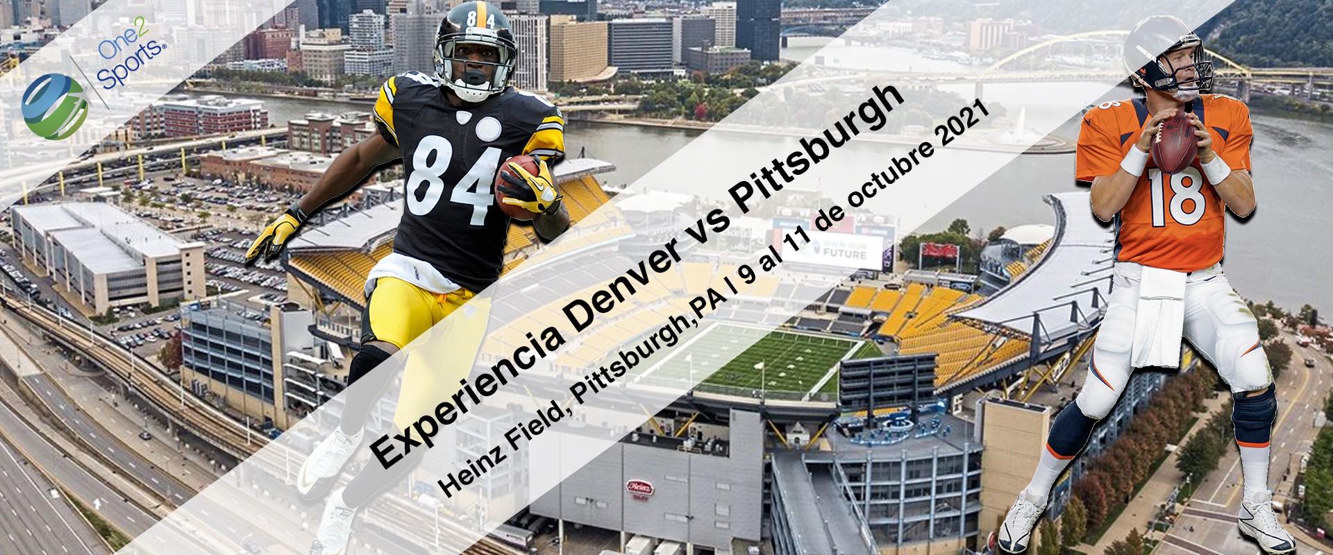 Pittsburgh vs Denver