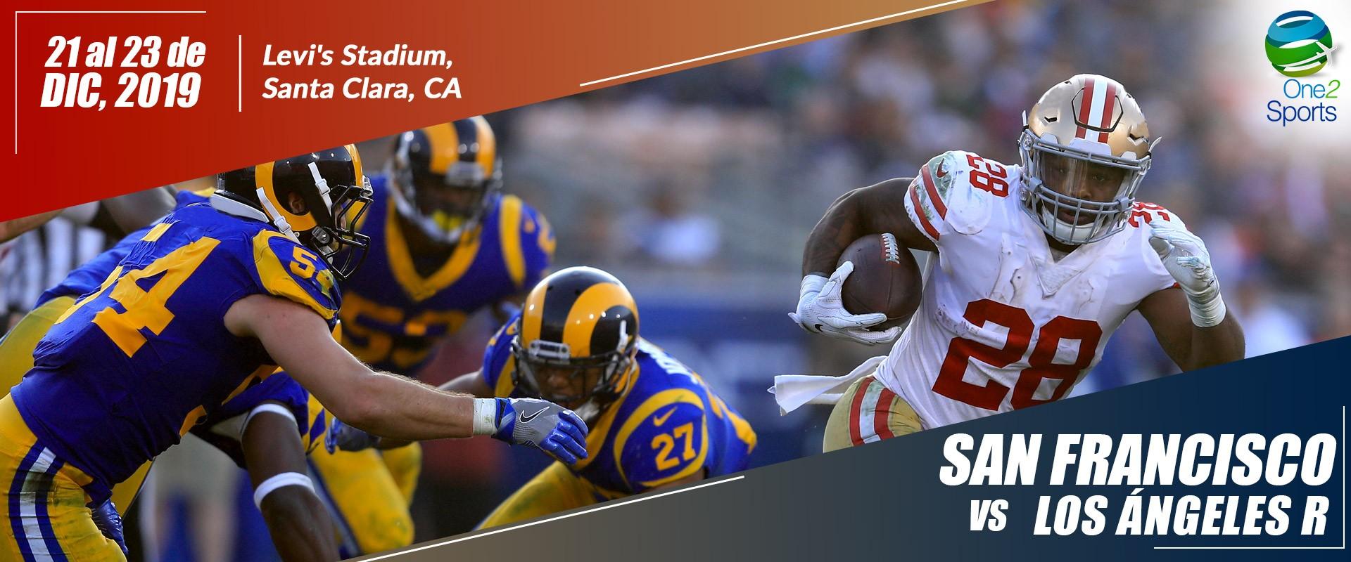 San Francisco vs Los Angeles R