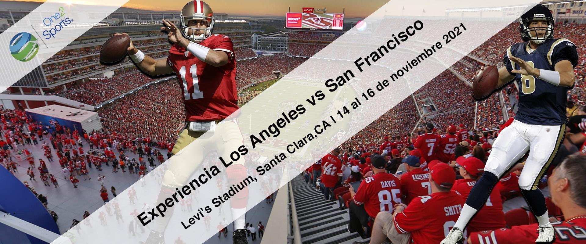 San Francisco vs Los Angeles R.