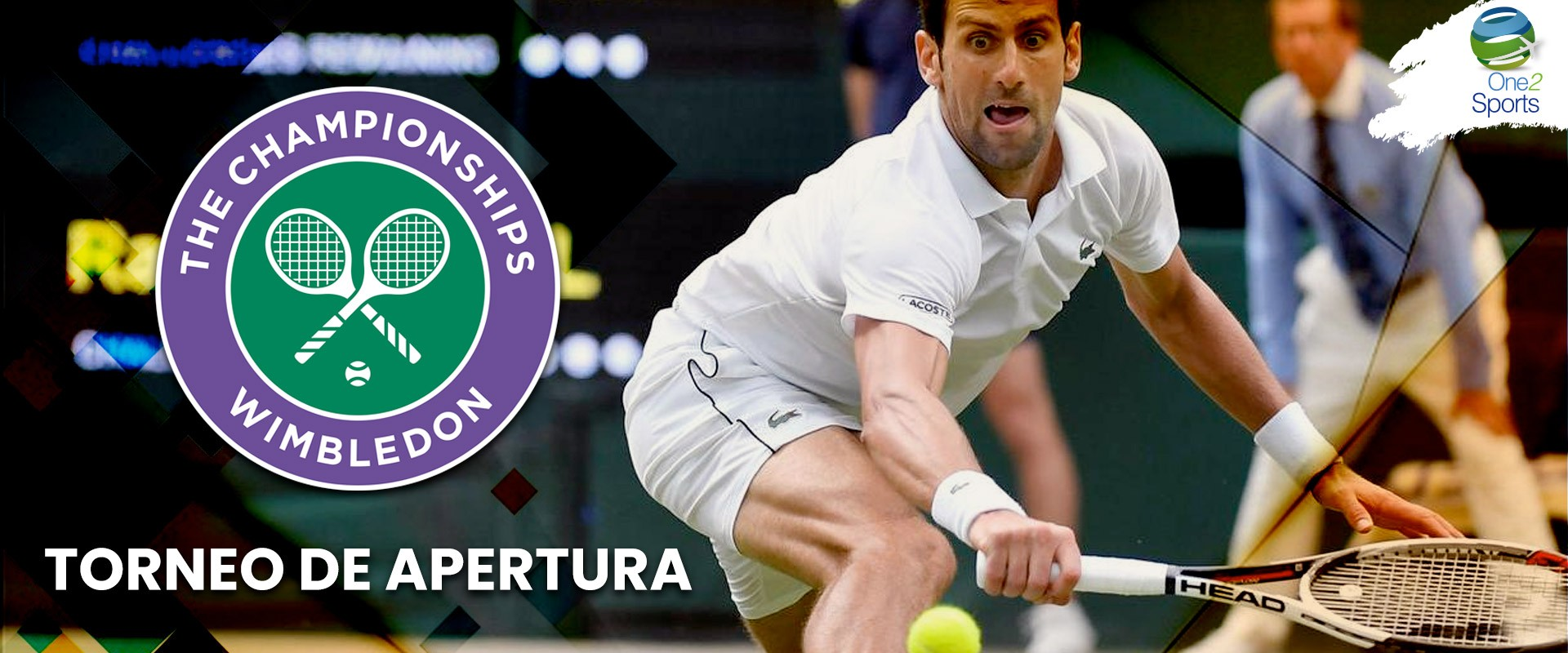 Torneo de Apertura Wimbledon