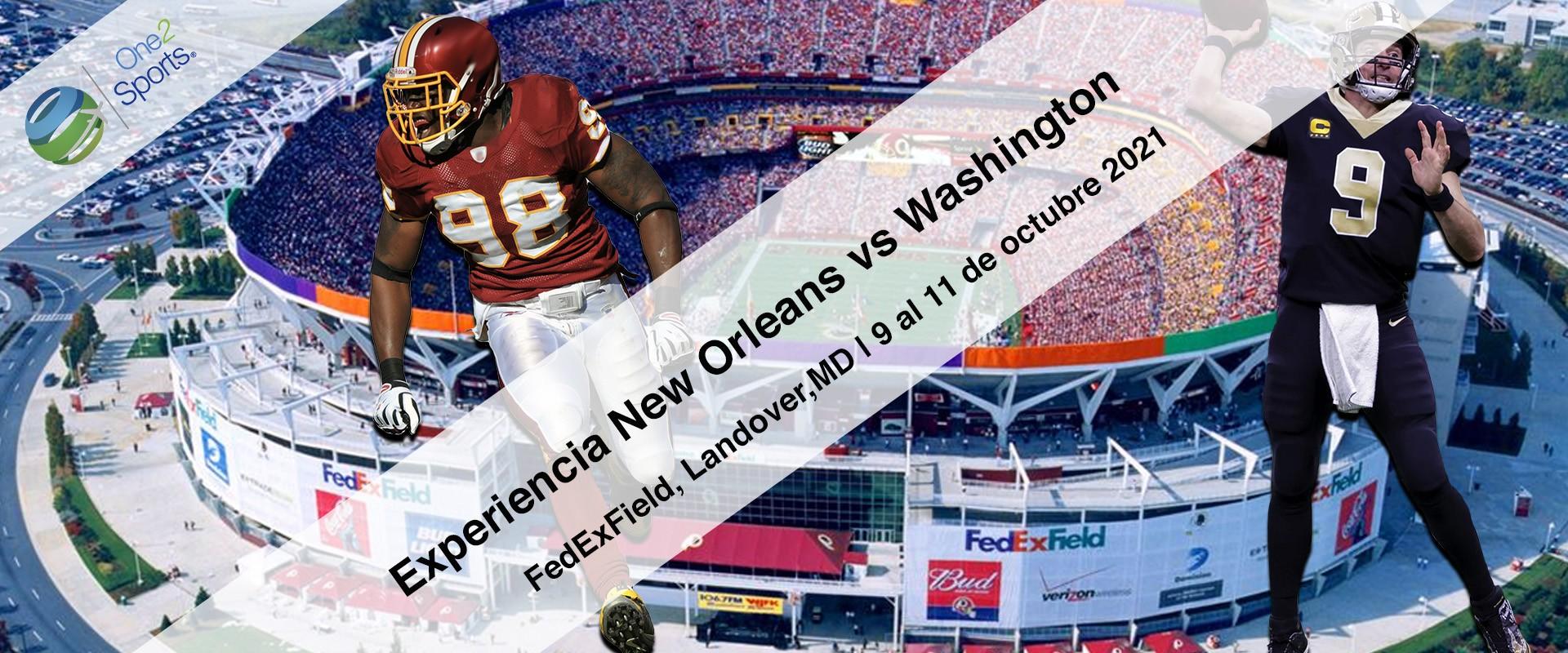 Washington vs New Orleans