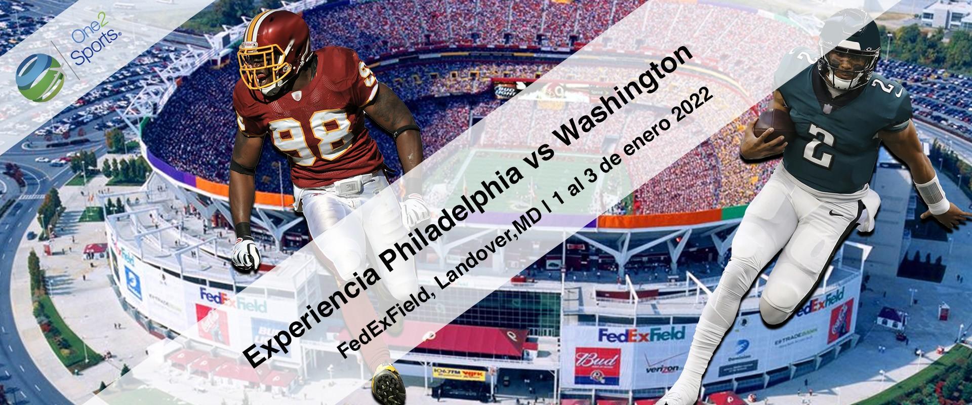 Washington vs Philadelphia