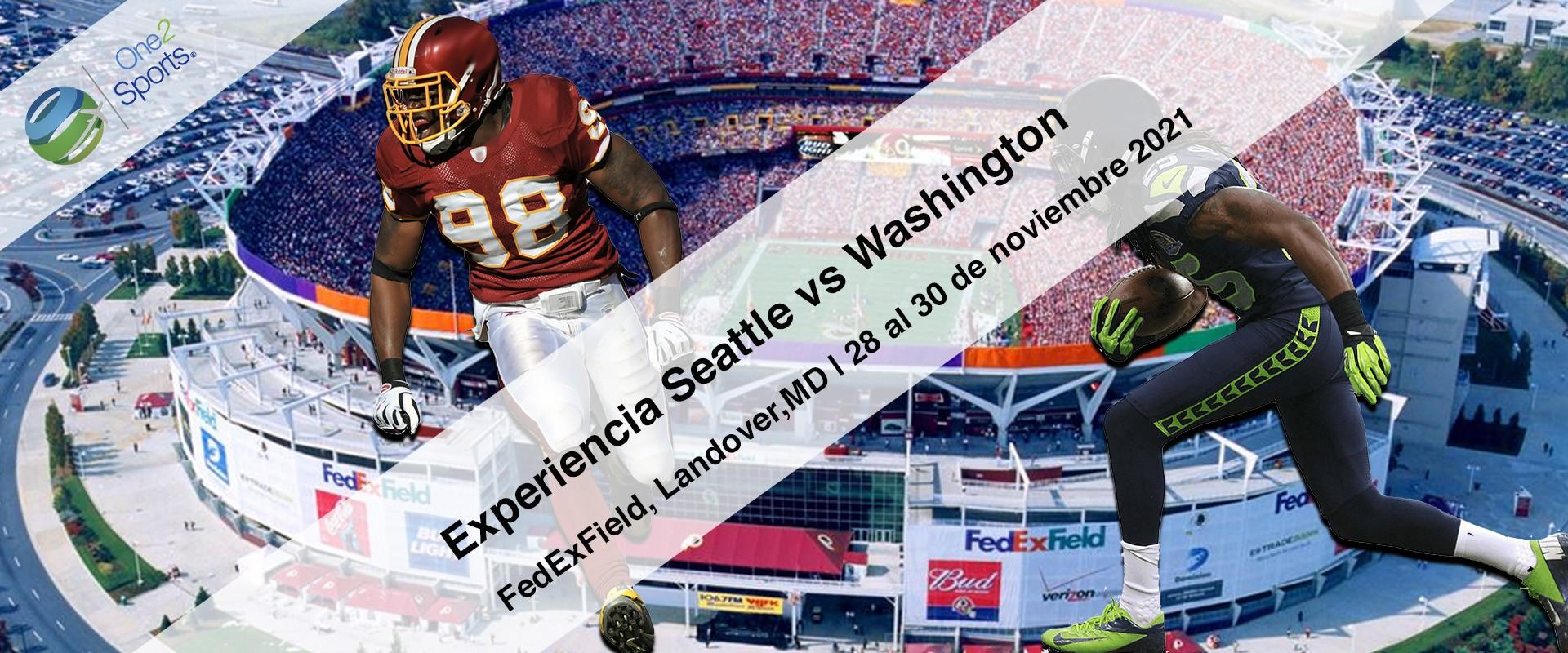 Washington vs Seattle