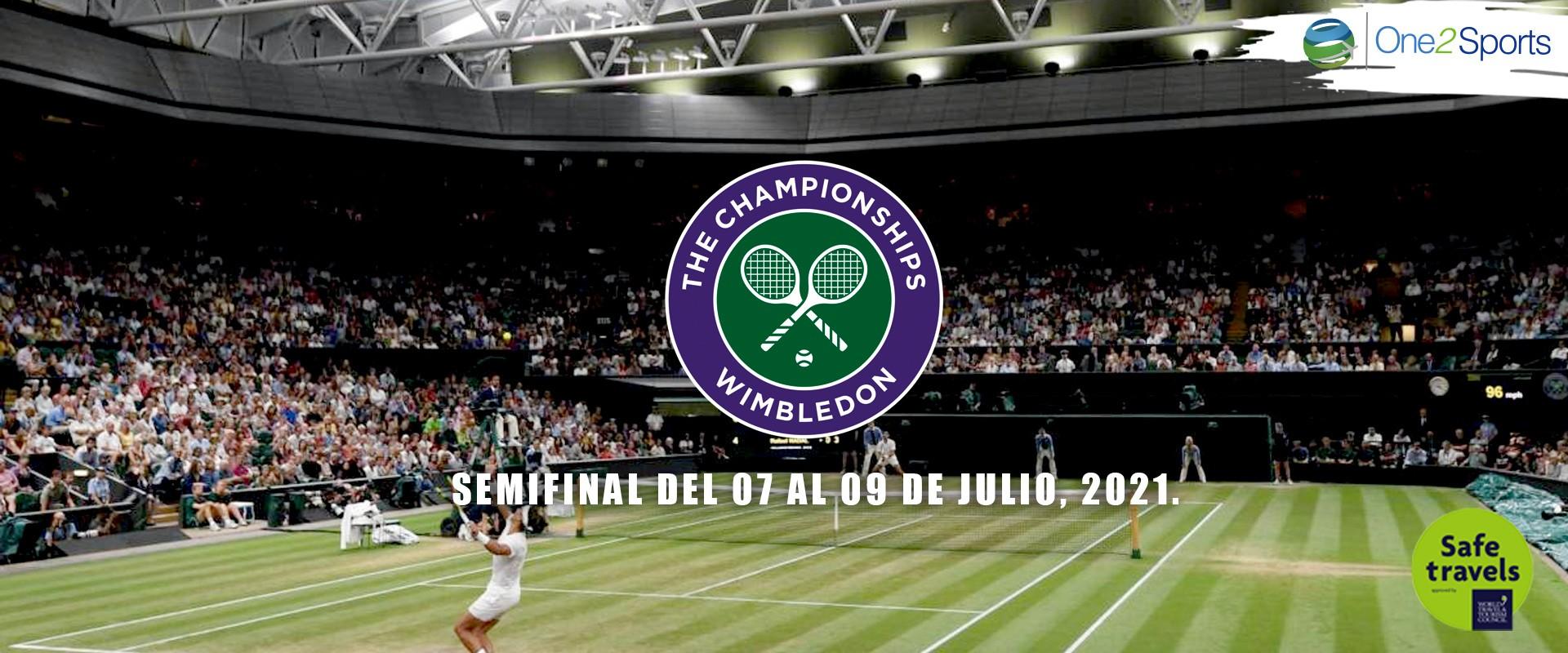Wimbledon Semifinal